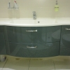 Купить мебель для ванной - крашеный МДФ Сочи