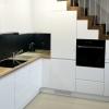 Кухня под лестницу