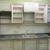 Кухня с фасадами из рамочного профиля AGT в Сочи