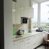 Кухня белый глянец на заказ Сочи