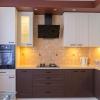 Кухня с крашенными фасадами Сочи