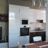 Кухня с фасадами в пленке ПВХ