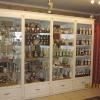 Шкафы для магазина вкусного чая в Сочи