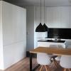 Белая кухня премиум класса