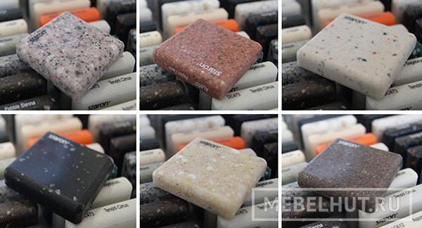Столешница из искусственного камня в Сочи