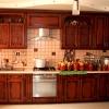Кухня из дерева в Сочи на заказ