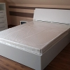 Кровать из белого ДСП в Сочи